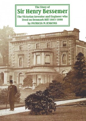 Cover of Sir Henry Bessemer book