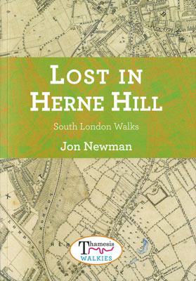 Lost in Herne Hill book cover