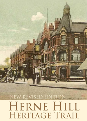 Cover of Herne Hill Heritage Trail book